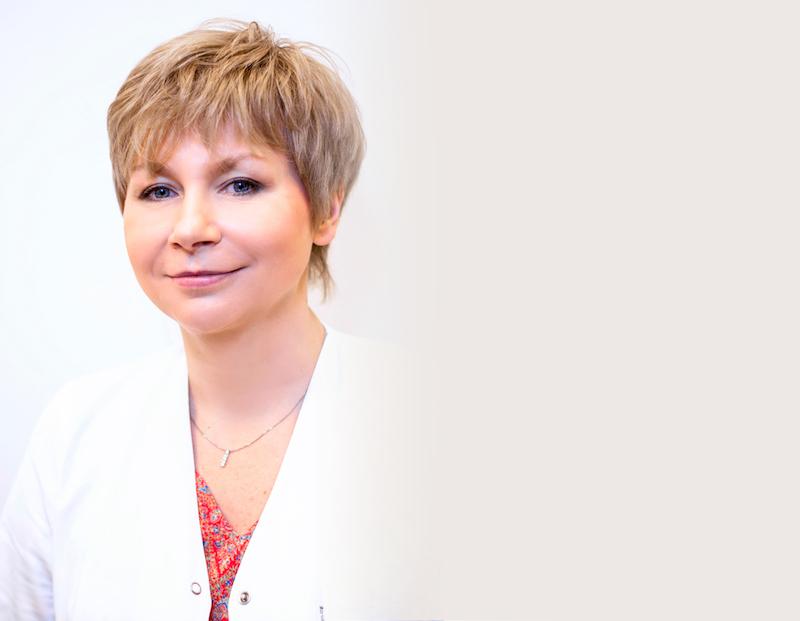 dr n. med. Bożena Kowalska